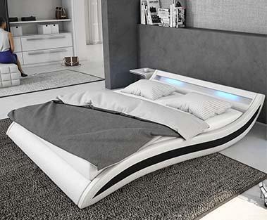 betten auf rechnung versandkostenfrei bestellen delife. Black Bedroom Furniture Sets. Home Design Ideas