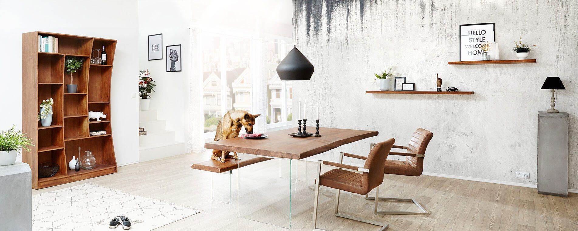 Massivholzmöbel design  Massivholzmöbel | Design Sofas | Hochglanzmöbel von DELIFE