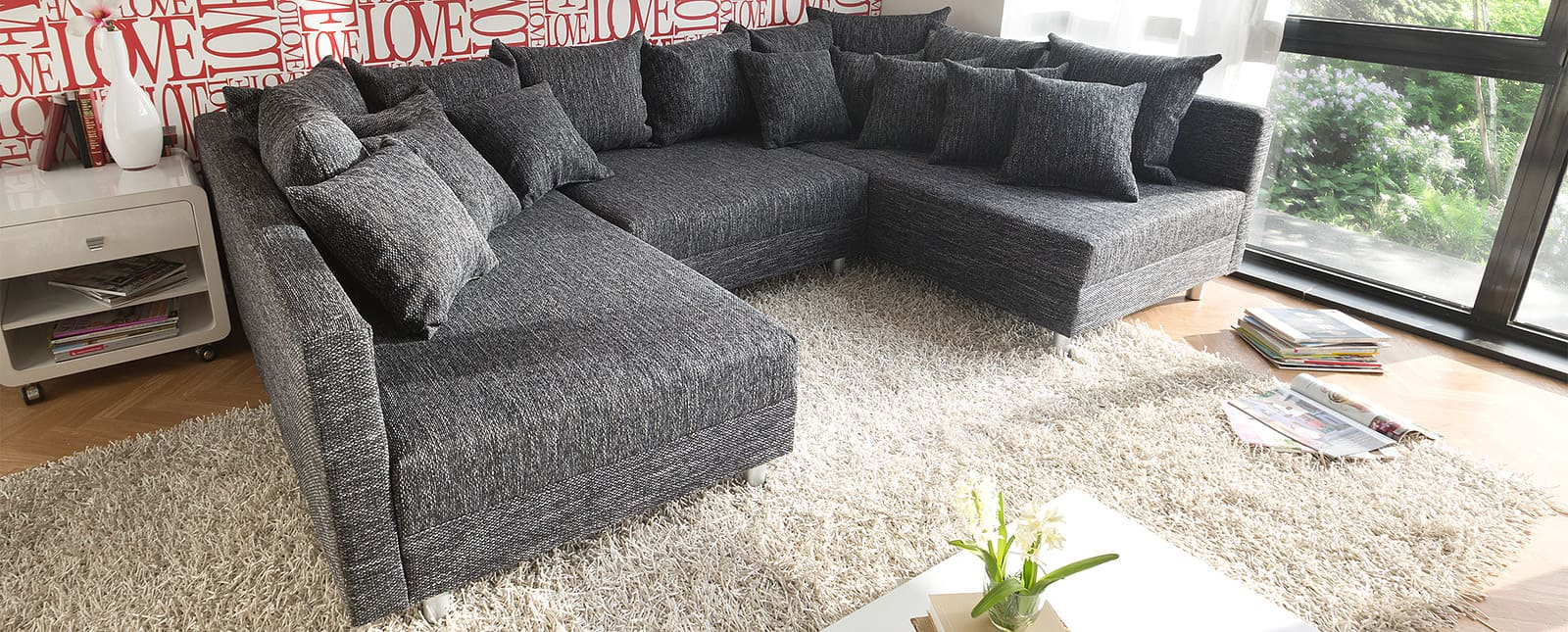 sofaserie clovis modulsofa infos pflege. Black Bedroom Furniture Sets. Home Design Ideas