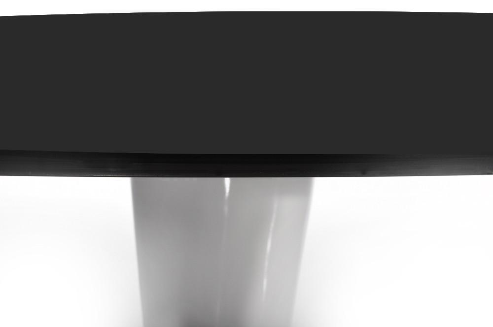 esstisch tulip lounge oval weiss die neueste innovation. Black Bedroom Furniture Sets. Home Design Ideas