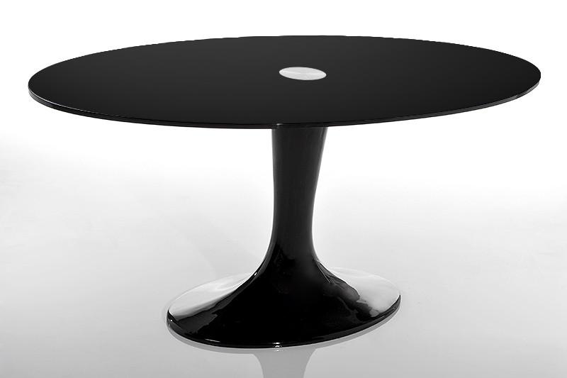K chentisch oval idee for Tisch design oval