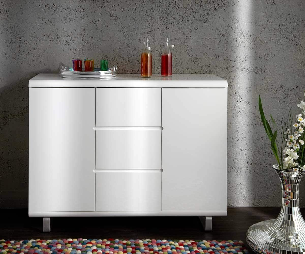 ph nix 158862we kommode holz 45 x 78 5 x 78 5 cm wei. Black Bedroom Furniture Sets. Home Design Ideas