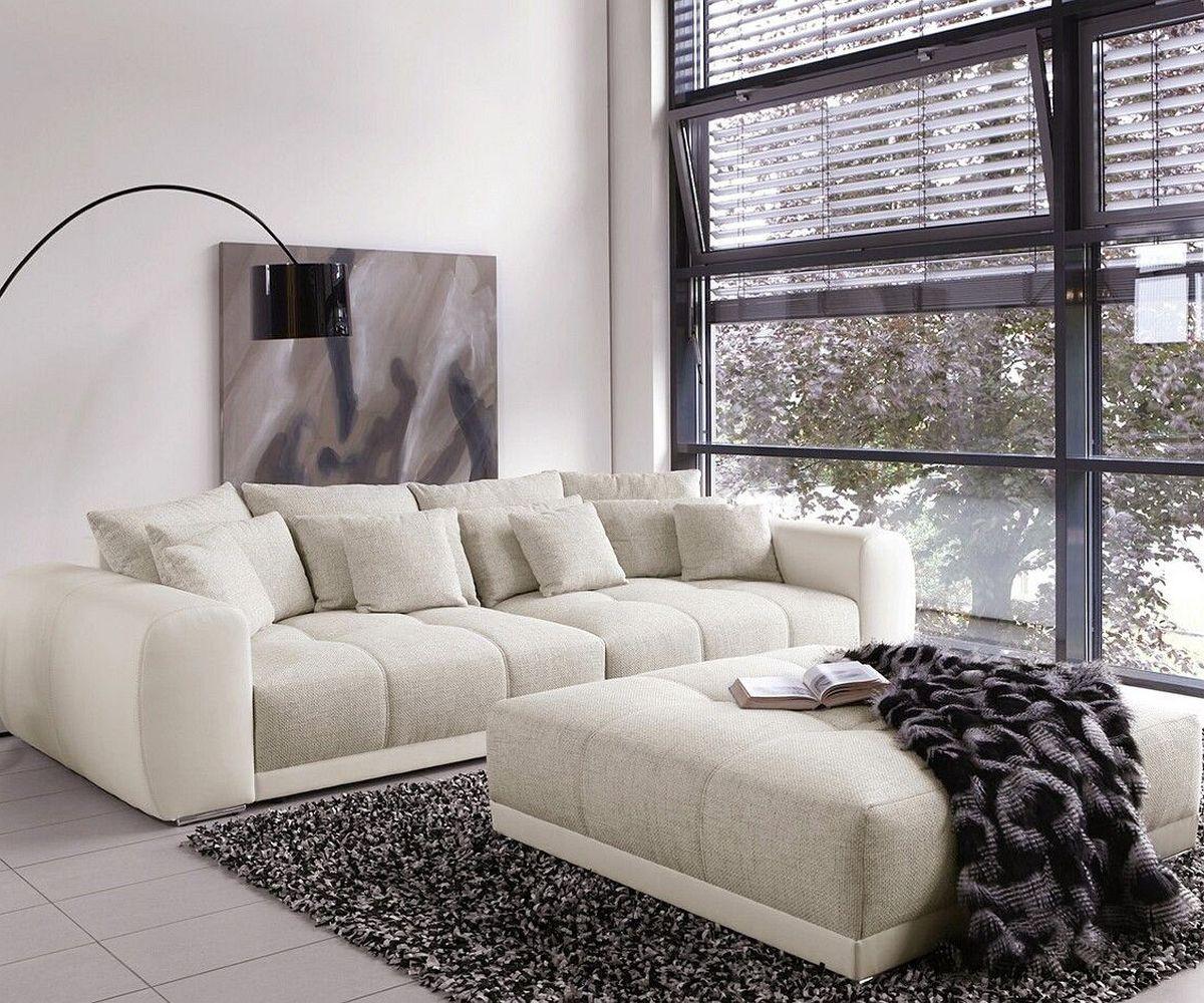 Ledersofa modern beige  Ledersofa Mit Hoher Rückenlehne: Shopping portal für sofas und ...