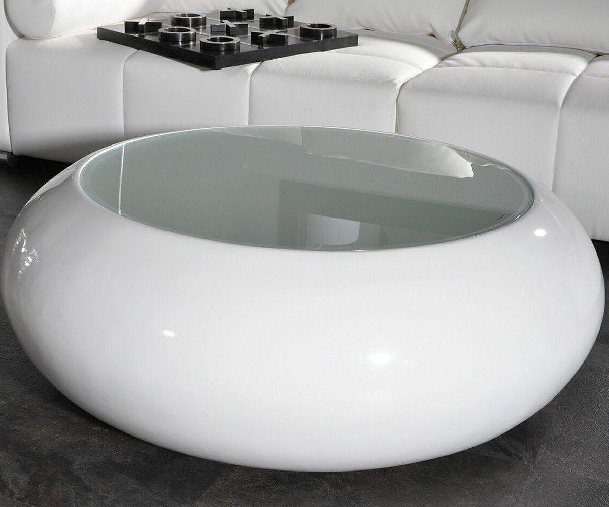 couchtisch weiss rund online kaufen. Black Bedroom Furniture Sets. Home Design Ideas