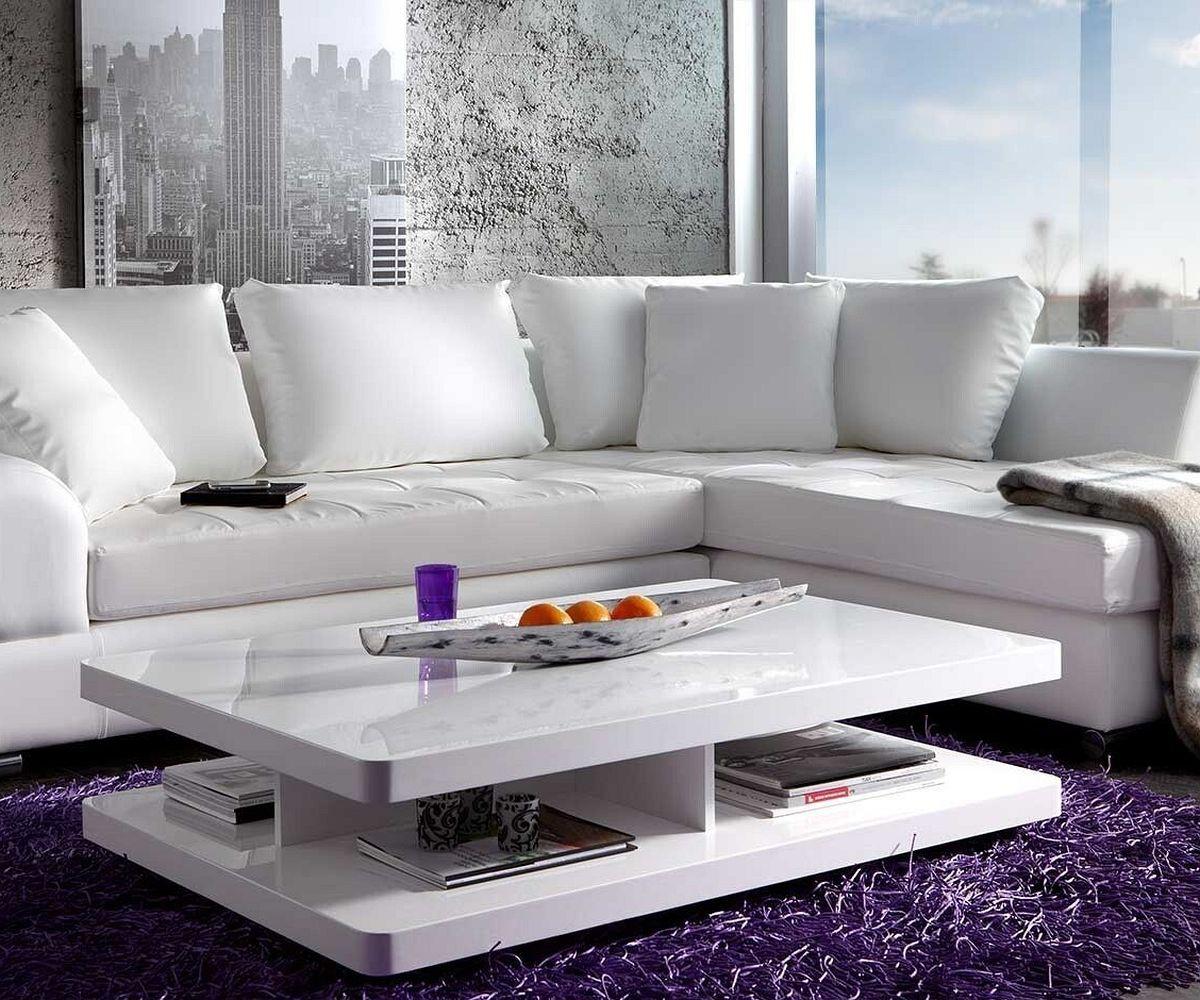 couchtische hochglanz wei preis vergleich 2016. Black Bedroom Furniture Sets. Home Design Ideas