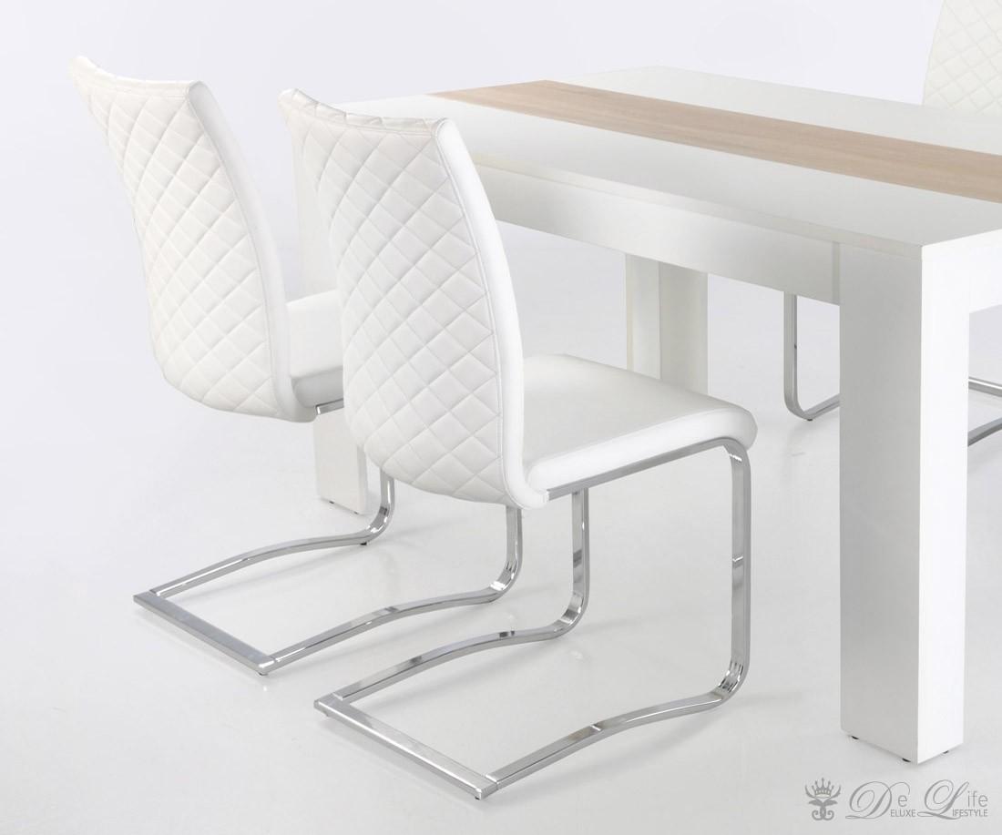 esszimmerst hle modern wei neuesten. Black Bedroom Furniture Sets. Home Design Ideas
