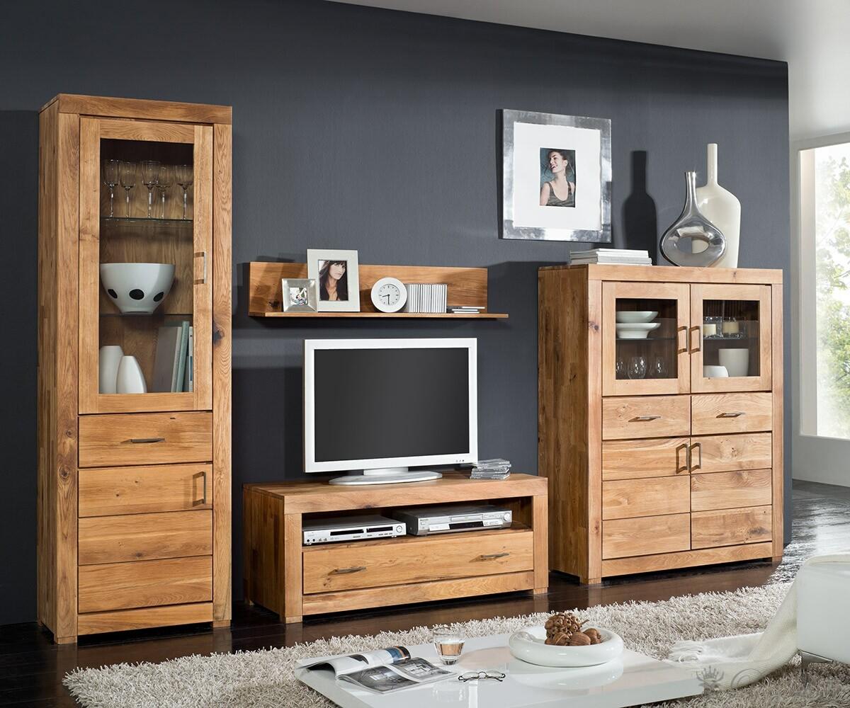 tv mobel massivholz wildeiche ihr traumhaus ideen. Black Bedroom Furniture Sets. Home Design Ideas