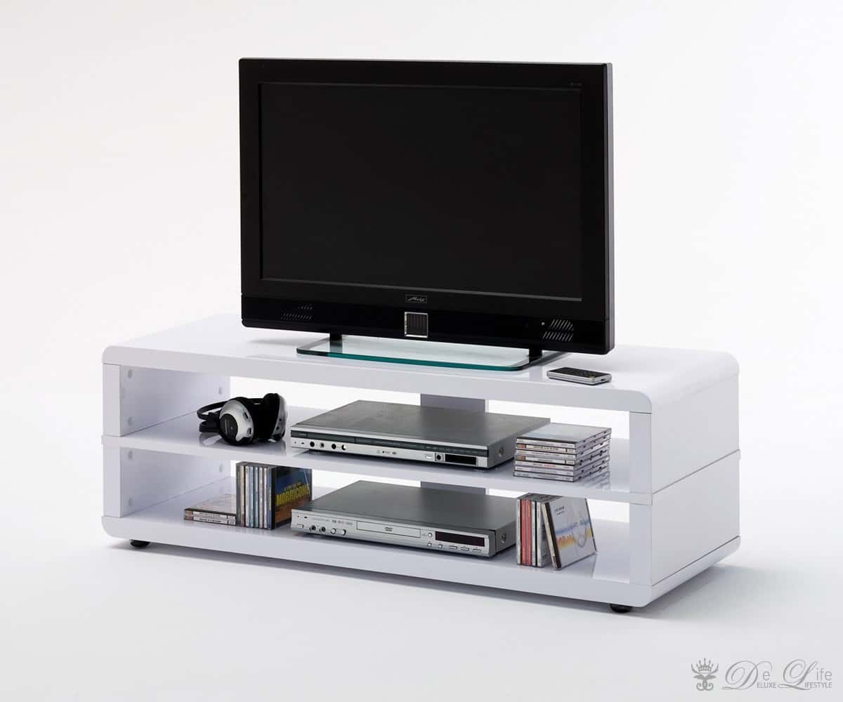 preisvergleich eu tv rack weiss. Black Bedroom Furniture Sets. Home Design Ideas