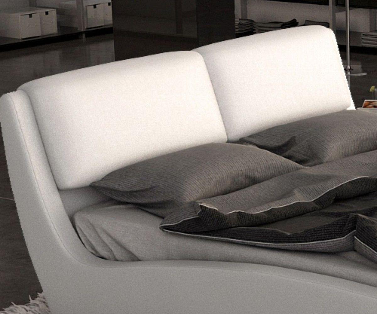 bett abileen 180x200 weiss. Black Bedroom Furniture Sets. Home Design Ideas