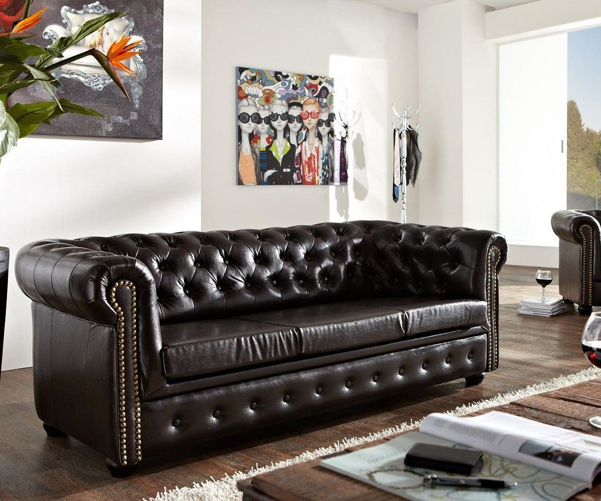 chesterfield sofa preis vergleich 2016. Black Bedroom Furniture Sets. Home Design Ideas