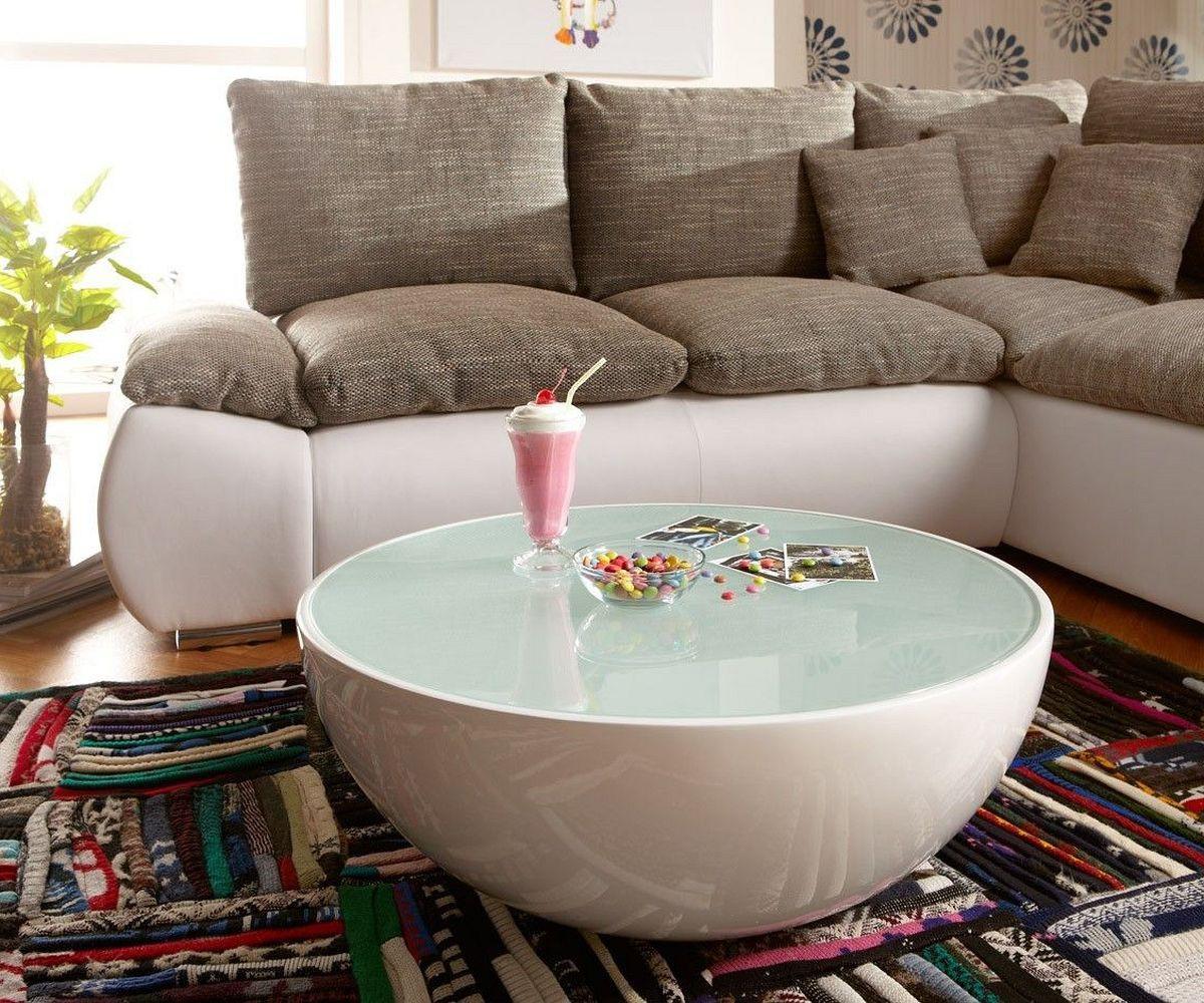 couchtisch rund glas chrom edle couchtische aus glas oder. Black Bedroom Furniture Sets. Home Design Ideas