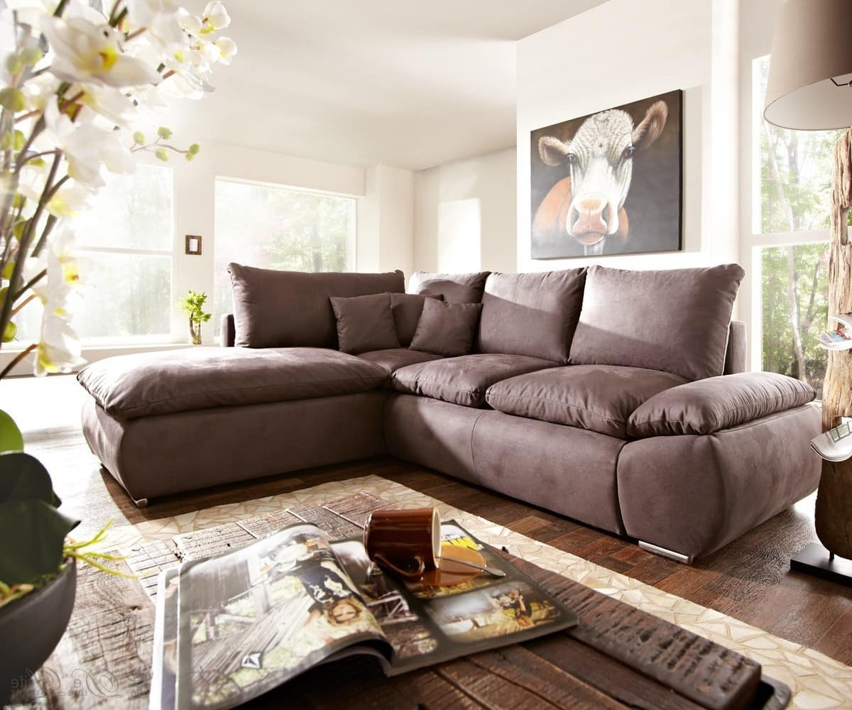 94 einrichtungsideen wohnzimmer braune couch. Black Bedroom Furniture Sets. Home Design Ideas