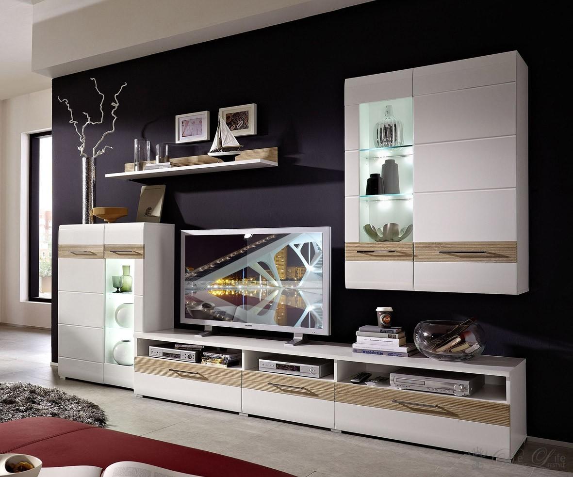 Laminat grau for Wohnzimmer regalwand