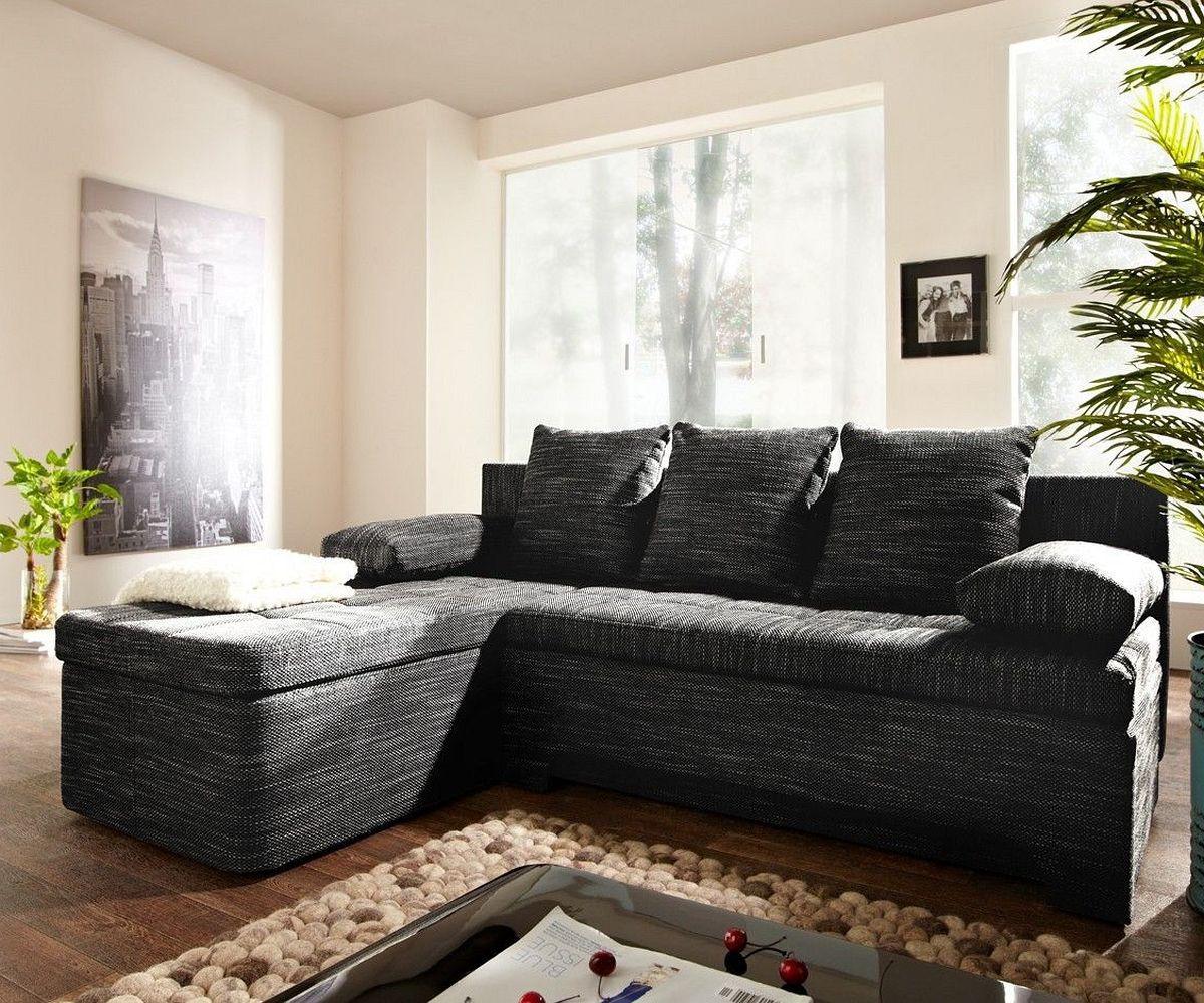 preisvergleich eu leder ecksofa mit schlaffunktion. Black Bedroom Furniture Sets. Home Design Ideas