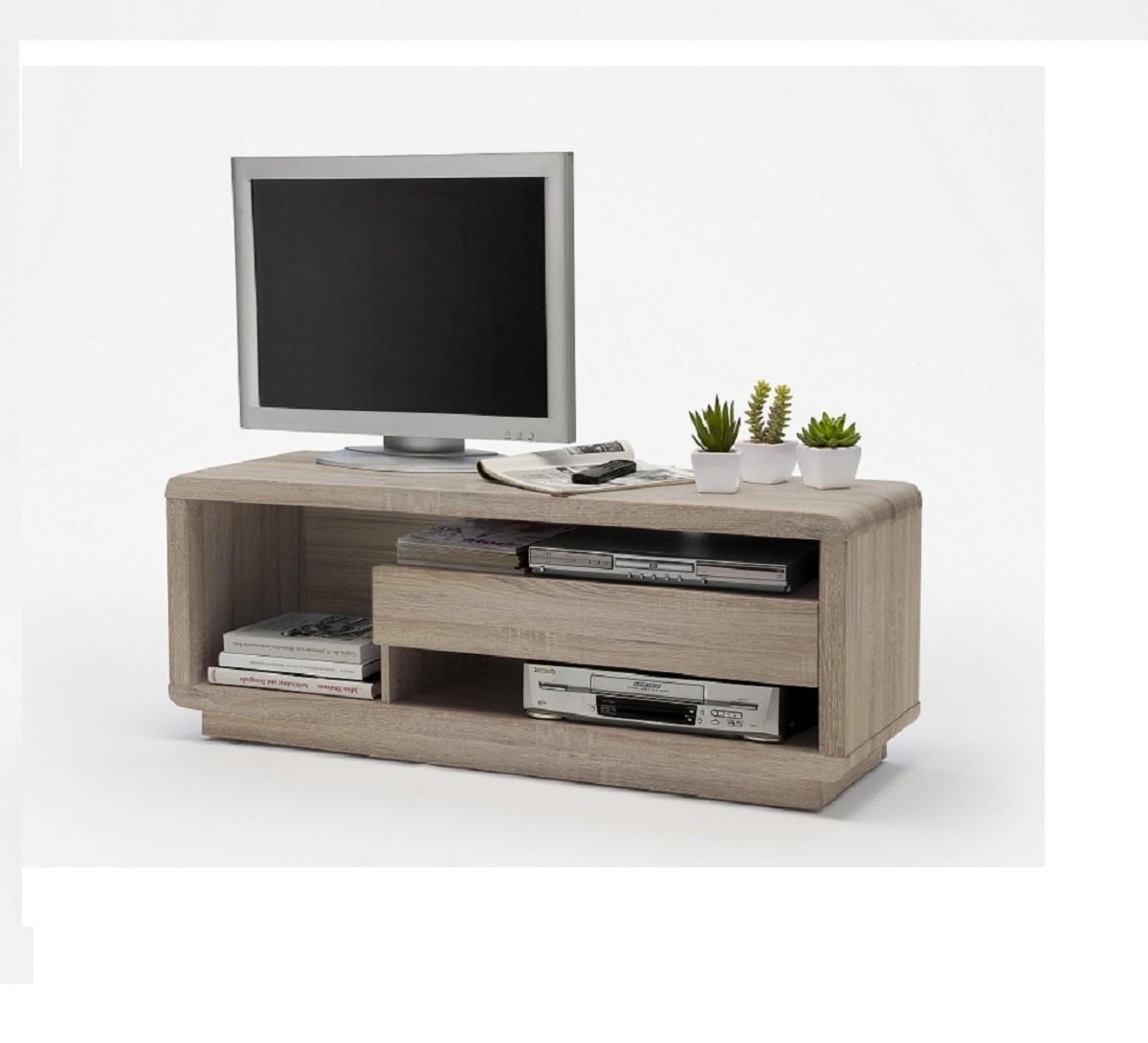 tv rack sonoma eiche bestseller shop f r m bel und einrichtungen. Black Bedroom Furniture Sets. Home Design Ideas