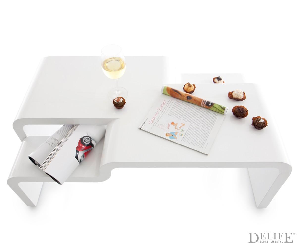 Moebel Tische Couchtische z B Designer Couchtisch aus