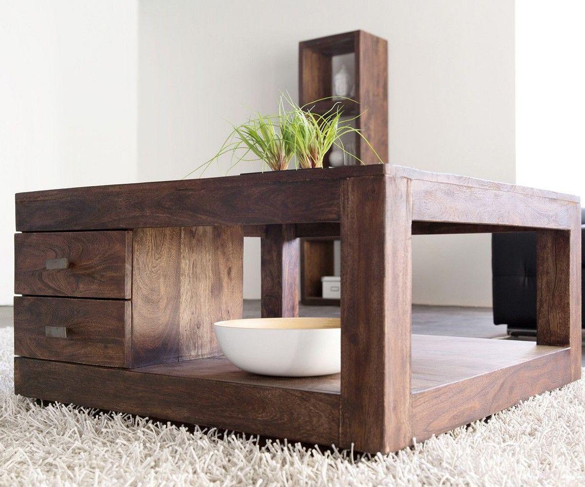 couchtisch guru 90x90 akazie tabak 2 sch be by wolf m bel tische couchtische. Black Bedroom Furniture Sets. Home Design Ideas