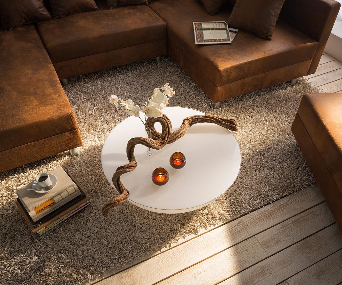 Led Wohnzimmertisch Mit Den Verschiedenen Einstellungen Und LED