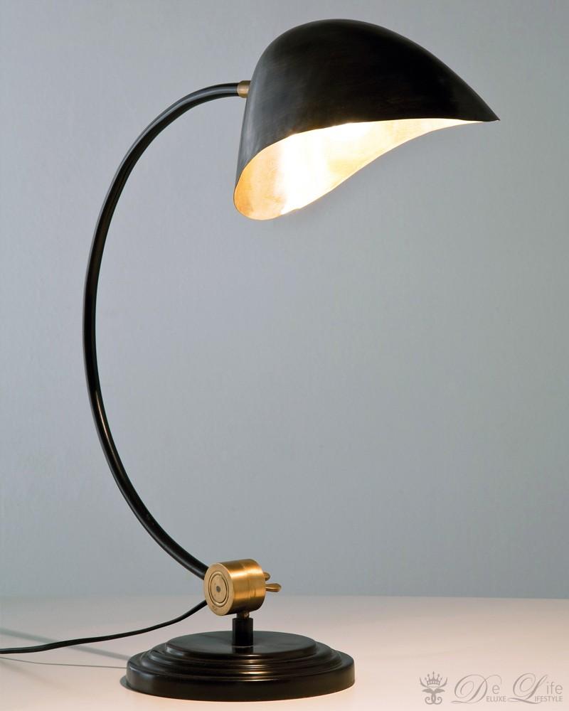 tischleuchte elmo swing 56x57 cm schwarz tischlampe. Black Bedroom Furniture Sets. Home Design Ideas