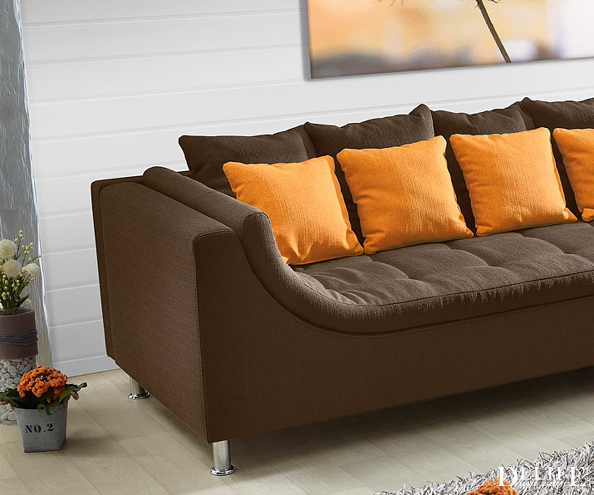 ecksofa orange inspirierendes design f r wohnm bel. Black Bedroom Furniture Sets. Home Design Ideas