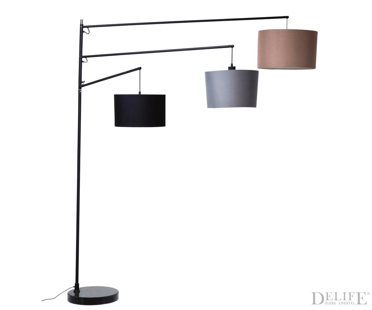 stehlampe lemming tre bunt 199x162 cm by kare ebay. Black Bedroom Furniture Sets. Home Design Ideas