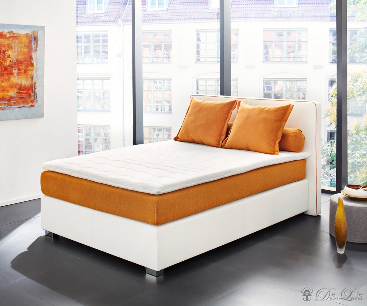 delife bett queens 140x200 cm schwarz schlafzimmermoebel. Black Bedroom Furniture Sets. Home Design Ideas