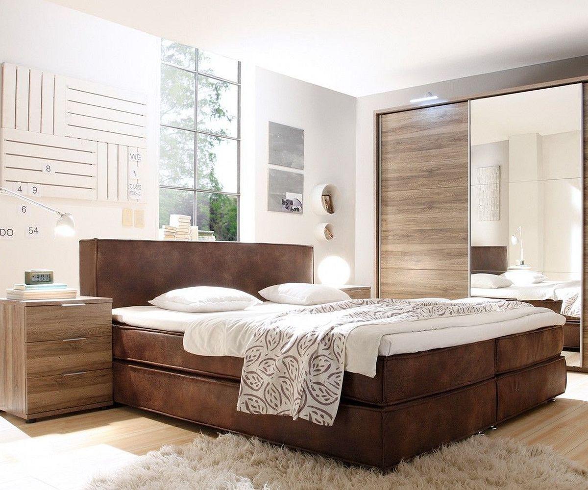 boxspringbett holz dunkelbraun. Black Bedroom Furniture Sets. Home Design Ideas
