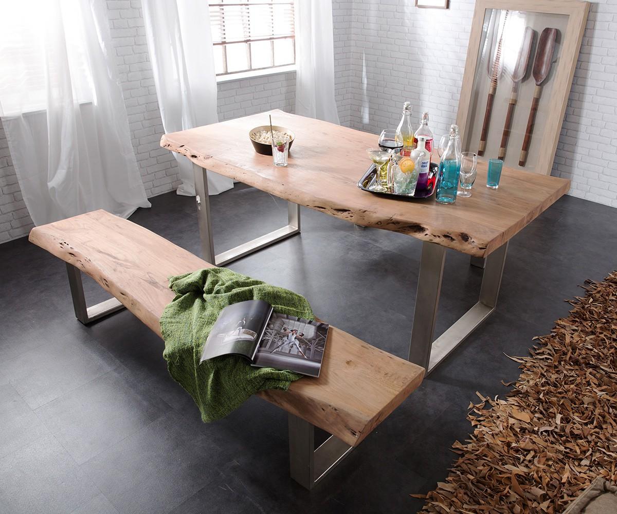 baumtisch. awesome esstisch baumtisch aus eichenholz unverleimt aus
