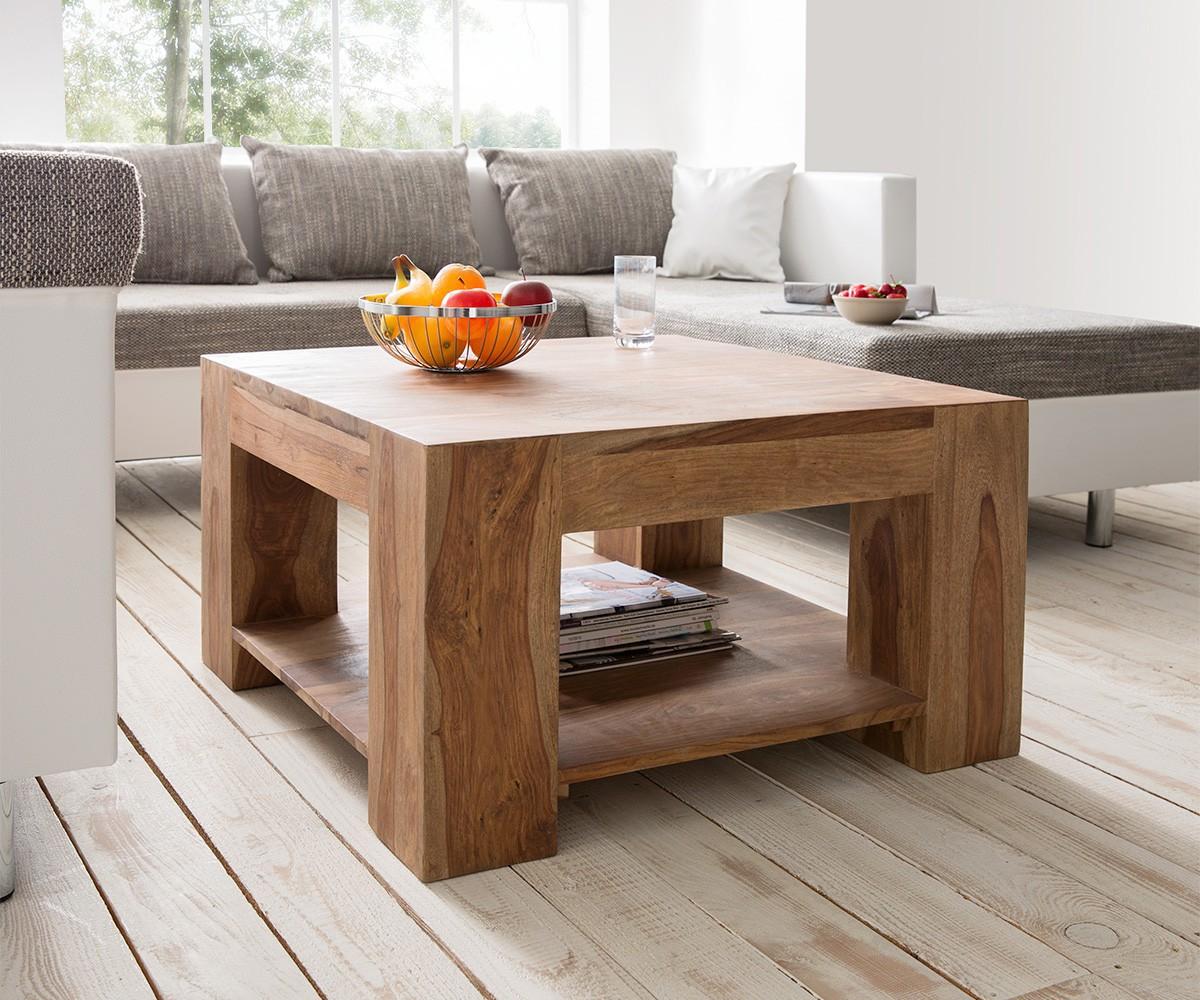 preisvergleich eu couchtisch sheesham. Black Bedroom Furniture Sets. Home Design Ideas