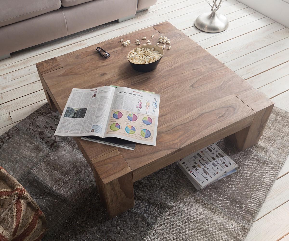 Tisch shesham sonstige preisvergleiche for Couchtisch 110x110