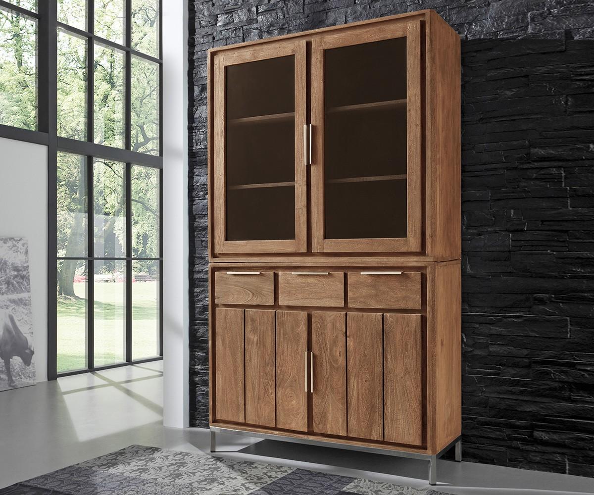wolf m bel vitrine spring 118x205. Black Bedroom Furniture Sets. Home Design Ideas