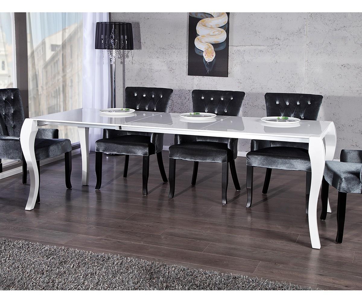 esstisch hochglanz weiss g nstig kaufen. Black Bedroom Furniture Sets. Home Design Ideas