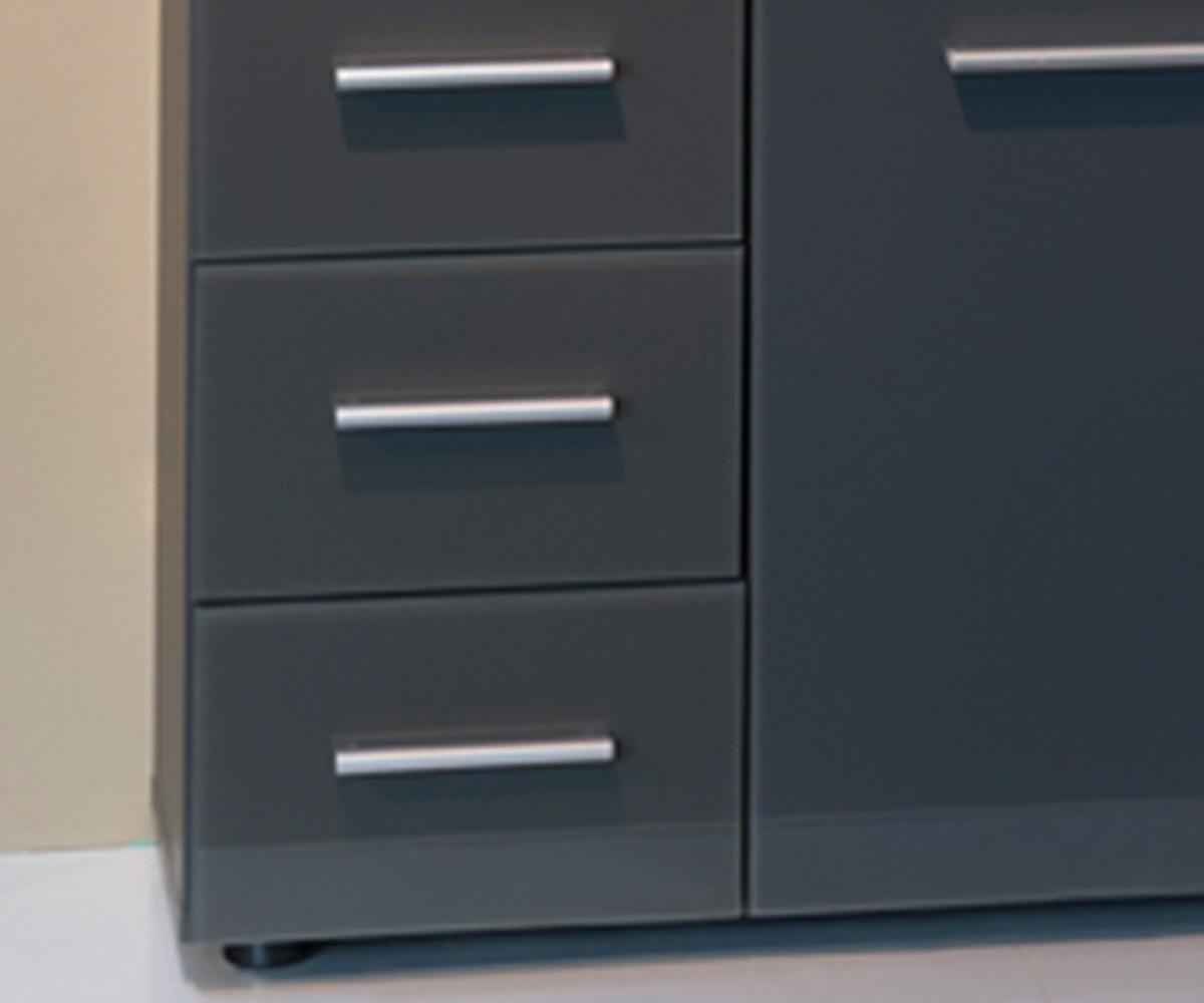 badezimmer unterschrank grau design. Black Bedroom Furniture Sets. Home Design Ideas